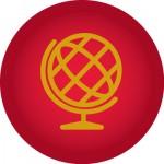 icon of a globe
